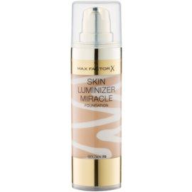 Max Factor Skin Luminizer rozjasňující make-up odstín 75 Golden 30 ml