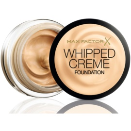 Max Factor Whipped Creme matující make-up odstín 47 Blushing Beige 18 ml
