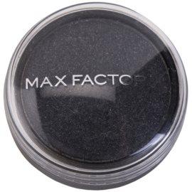 Max Factor Wild Shadow Pot cienie do powiek odcień 10 Ferocious Black  4 g