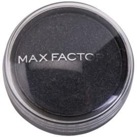 Max Factor Wild Shadow Pot oční stíny odstín 10 Ferocious Black  4 g