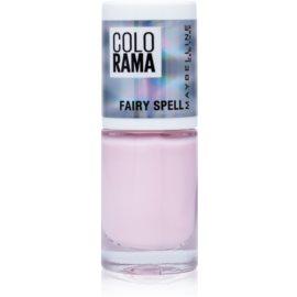 Maybelline Colorama Fairy Spell lak na nehty odstín 494