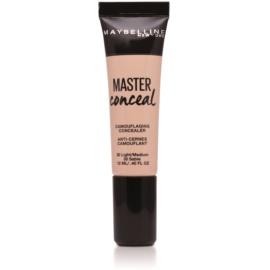 Maybelline Master Conceal tekoči prekrivni korektor odtenek 30 Light/Medium 12 ml
