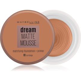 Maybelline Dream Matte Mousse matirajoči tekoči puder odtenek 48 Sun Beige 18 ml