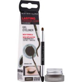 Maybelline Eyeliner Lasting Drama™ eyeliner w żelu odcień 02 Brown 2,8 g