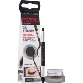 Maybelline Eyeliner Lasting Drama™ delineador de ojos en gel tono 02 Brown 2,8 g
