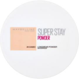 Maybelline SuperStay 24H Long-Lasting voděodolný pudr odstín 20 Cameo 9 g