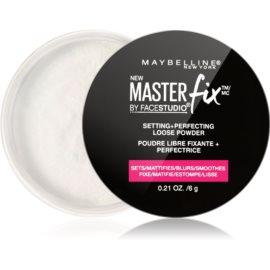 Maybelline Master Fix pudra translucida  6 g