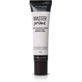 Maybelline Master Prime prebase para minimizar poros abiertos  30 ml
