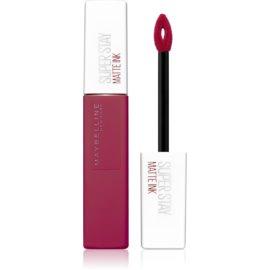 Maybelline SuperStay Matte Ink dlhotrvajúci matný tekutý rúž odtieň 80 Ruler 5 ml