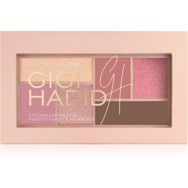Maybelline Gigi Hadid paleta farduri de ochi culoare Cool 4 g