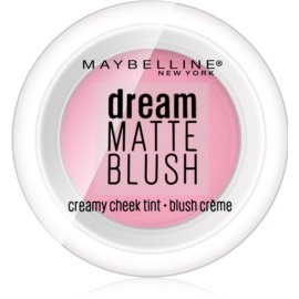 Maybelline Dream Matte Blush mat kremasto rdečilo  odtenek 40 Mauve Intrigue 6 g