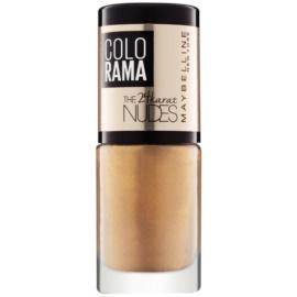 Maybelline Colorama The 24karat Nudes esmalte de uñas tono 474 7 ml