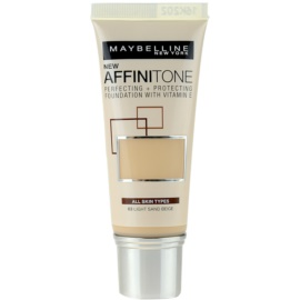 Maybelline Affinitone Hydratisierendes Make Up Farbton 03 Light Sand Beige 30 ml