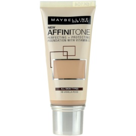 Maybelline Affinitone Hydratisierendes Make Up Farbton 16 Vanilla Rose 30 ml