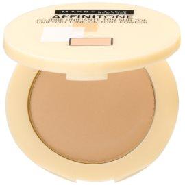 Maybelline Affinitone kompaktný púder odtieň 24 Golden Beige 9 g