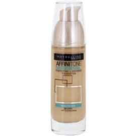 Maybelline Affinitone Mineral Vloeibare Foundation  Tint  30 Sand 30 ml