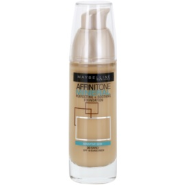 Maybelline Affinitone Mineral Vloeibare Foundation  Tint  30 Sand 30 ml