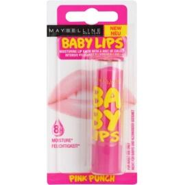 Maybelline Baby Lips hydratačný balzam na pery odtieň Pink Punch 4,4 g