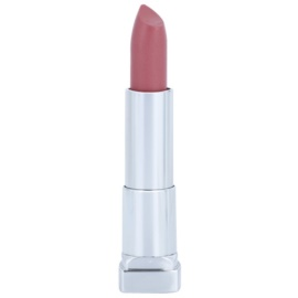 Maybelline Color Sensational Blushed Nudes rtěnka odstín 107 Fairly Bare 4 ml
