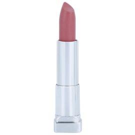 Maybelline Color Sensational Blushed Nudes rtěnka odstín 107 Fairly Bare 4 ml