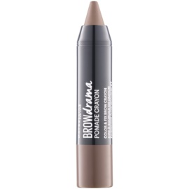 Maybelline Brow Drama Eyebrow Pomade Shade Dark Brown  1,3 g