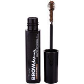 Maybelline Brow Drama tvarující řasenka na obočí odstín Dark Blond 7,6 ml