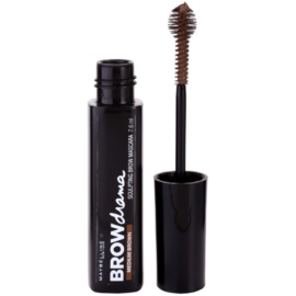 Maybelline Brow Drama tvarující řasenka na obočí odstín Medium Brown 7,6 ml