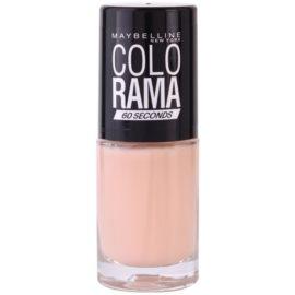 Maybelline Colorama 60 Seconds esmalte de uñas de secado rápido tono 303 7 ml