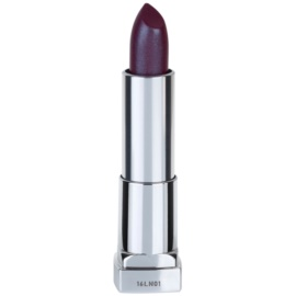 Maybelline Color Sensational Lipcolor rtěnka odstín 338 Midnight Plum 4 ml