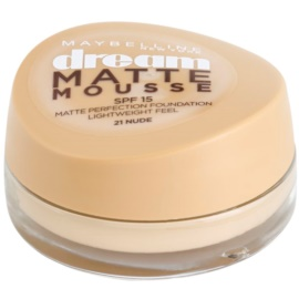 Maybelline Dream Matte Mousse mattító make-up árnyalat 21 Nude 18 ml