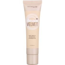 Maybelline Dream Velvet machiaj  cu efect matifiant culoare 01 Natural 30 ml