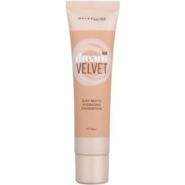 Maybelline Dream Velvet hedvábně jemný make-up s matným efektem odstín 40 Fawn 30 ml