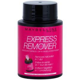 Maybelline Express Remover körömlakklemosó aceton nélkül  75 ml