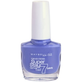Maybelline Forever Strong Super Stay 7 Days lak za nohte odtenek 635 Surreal 10 ml