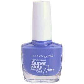 Maybelline Forever Strong Super Stay 7 Days lak na nehty odstín 635 Surreal 10 ml