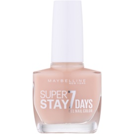 Maybelline Forever Strong Pro lac de unghii culoare 76 French Manicure 10 ml