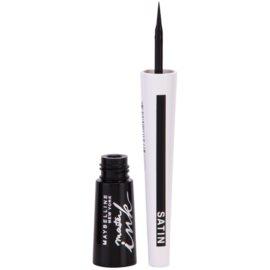 Maybelline Master Ink течни очни линии цвят 01 Luminous Black