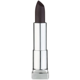 Maybelline Color Sensational Loaded Bold rtěnka s matným efektem odstín 887 Blackest Berry 4 ml