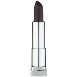 Maybelline Color Sensational Loaded Bold batom com efeito matificante tom 887 Blackest Berry 4 ml