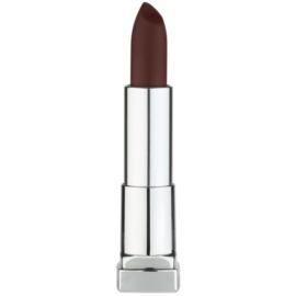 Maybelline Color Sensational Matte šminka z mat učinkom odtenek 885 Midnight Merlot 4 ml