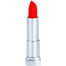 Maybelline Color Sensational Matte rtěnka s matným efektem odstín 960 Red Sunset 4 ml