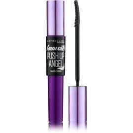 Maybelline The Falsies® Push Up Angel řasenka s efektem umělých řas odstín Very Black 9,5 ml