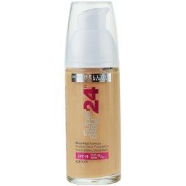Maybelline SuperStay 24 Color tekutý make-up odstín 021 Nude 30 ml