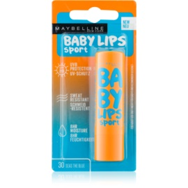 Maybelline Baby Lips Sport Moisturising Lip Balm SPF 20 Color 30 Seas the Blue  4,4 g