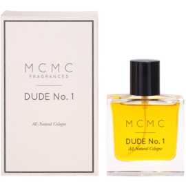 MCMC Fragrances Dude No.1 Eau de Cologne für Herren 30 ml