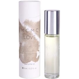 MCMC Fragrances Love parfémovaný olej pre ženy 9 ml