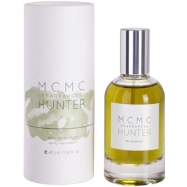 MCMC Fragrances Hunter Eau de Parfum unissexo 40 ml