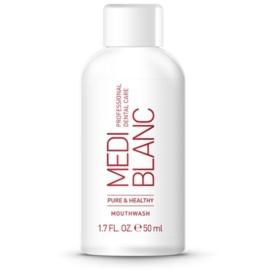 MEDIBLANC Pure & Healthy enjuague bucal para un aliento fresco y duradero  50 ml