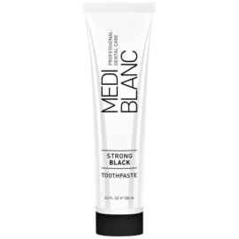 MEDIBLANC Strong Black dentifrice protection complète effet blancheur  100 ml