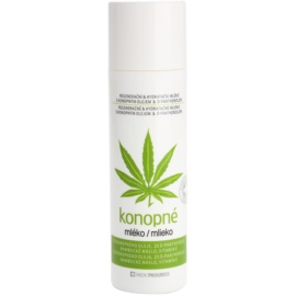MEDICPROGRESS Cannabis Care konopljino mleko za telo  200 ml